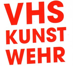 VHS KUNST WEHR