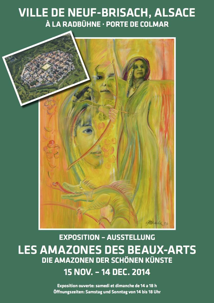 2014-11 amazonen-poster neuf-brisach