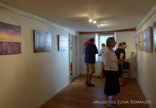 Exhibition Fischerzunft 1