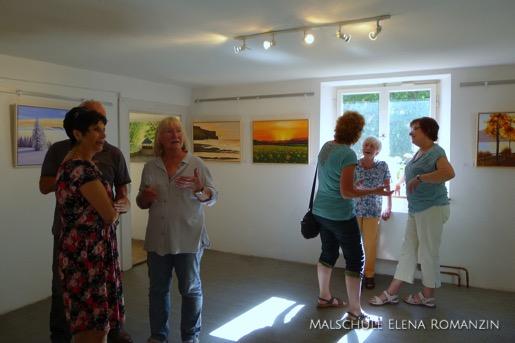 Exhibition Fischerzunft 2