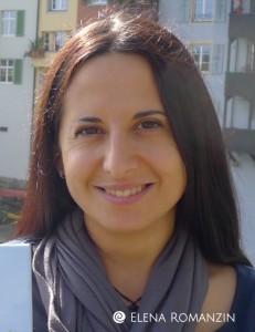 Portrait Elena Romanzin